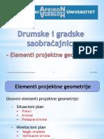 6.cas_-_elementi_projektne_geometrije_-_Situacioni_i_nivelacioni_planovi
