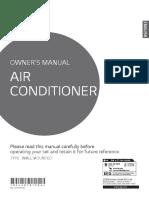 Lg Ac Owner Manual