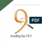 MAC OS 9 Install Guide
