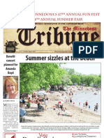 Front Page - July 9, 2010