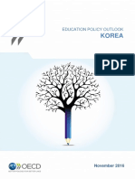 Education Policy Outlook Korea