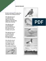Poisoned Talk Poem