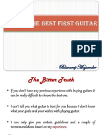 Choose the Best First Guitar_PDF