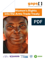 Putting Women's Rights into the Arms Trade Treaty