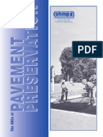 ABCs of Pavement Preservation
