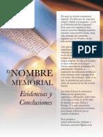 Nombre Memorial