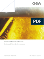 GEA_Westfalia - Systems & Processes in Breweries