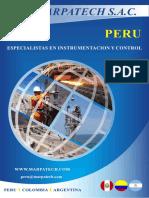 Brochure Peru 11 2016