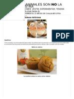 18 Recetas de Pic-calabaza Deliciosa _ PETA