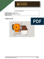 Projeto Lixadeira Com Motor Esmeril