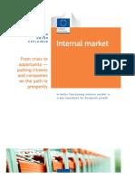 Internal Market - EU Policy