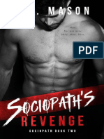 Sociopaths Revenge (Sociopaths #2) -VF MasonCerto