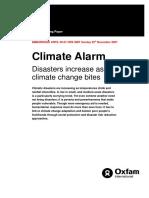 Climate Alarm
