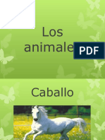 Spanish Animals Likes