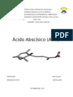 acido absicico