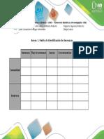 Guía de Actividades y Rúbrica de Evaluación - Fase I - Evaluación de Riesgos Ambientales - Anexo 1