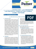 HU_Sem_15_La Descolonizacion - Coexistencia Pacifica- Conflictos