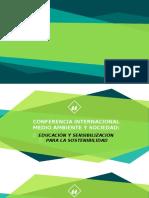 Conferencia de Medio Ambiente DECLARACIÓN de SALÓNICA