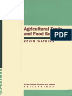 Agricultural Trade and Food Security