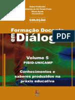Pibid Unicamp Livro Volume 5
