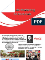 Plan de Mercadeo Coca Cola