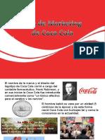 Plan de Mercadeo Coca Cola