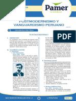 Lite Sem 14 Posmodernismo y Vanguardismo Peruano