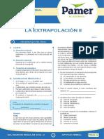AV Sem 14 La Extrapolacion II
