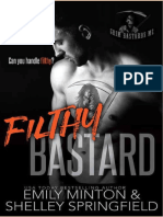 02 - Filthy Bastard - Grim Bastard MC - Emily Minton & Shelley Springfield ( PEEand ARE)