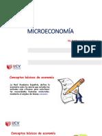 Sesion Nº 1 Microeconomia