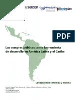 Las Compras Publicas Como Herramienta de Desarrollo en Alc 2015