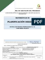 Planeacion Razones Trigonométricas y Pendiente