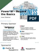 Power BI Beyond the Basics Public