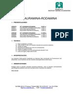 Kit Auramina Rodamina