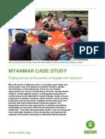 Myanmar Case Study
