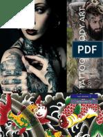 Tattoo MiniCatalog 2016