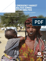 A Modified Emergency Market Mapping Analysis and Protection Analysis
