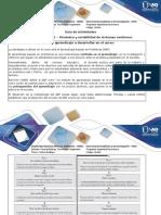 Guia de Actividades Fase 1 - Dinamica y Estabilidad de Sistemas Continuos