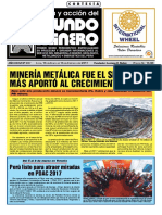 Mundo Minero. Enero- Febrero 2017