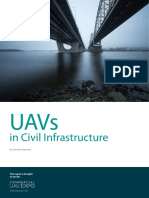Uavs in Civil Infrastructure