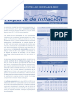 Reporte de Inflacion Diciembre 2016 Sintesis