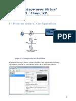 Tp Routage Avec Virtual Box Os