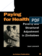 Paying for Health