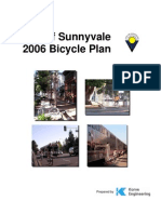 Sunny Vale Bicycle Plan 2006