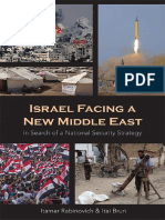 Israel Facing a New Middle East (Preview)