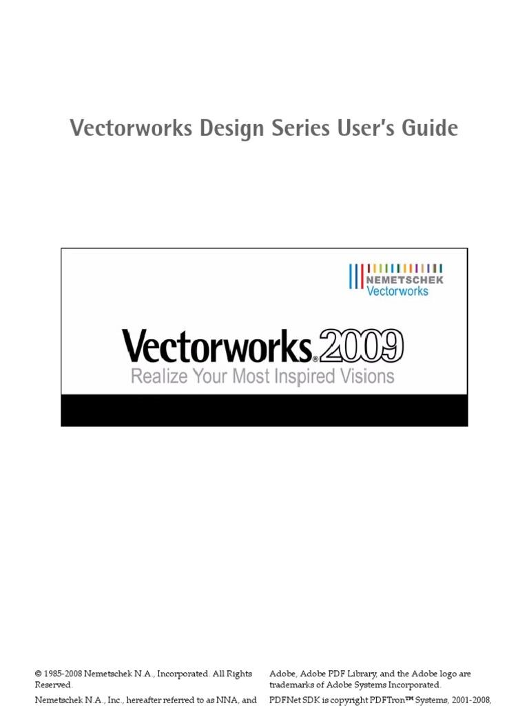 vectorworks design series 2009 file format portable document format rh scribd com Vectorworks Memes Vectorworks for Stage Design