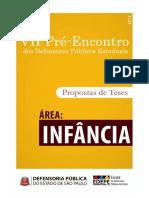 Teses Infancia Juventude 2014 Atualizada