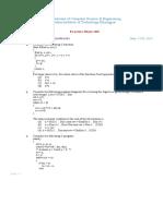 Practice 03 C Programming Constructs