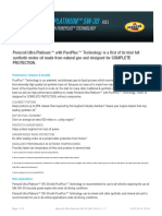 GPCDOC Local TDS United States Pennzoil Ultra Platinum 5W-30 (SN GF-5) (en-US) TDS