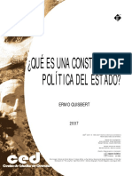 Que es una constitución política del Estado Ermo Quisbert.pdf